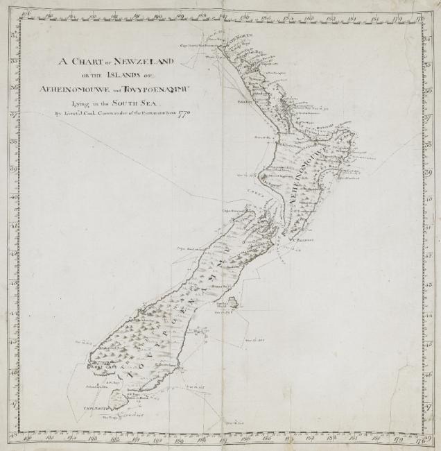 M037 Captain Cook NZ 1769 sm_636563703492374492