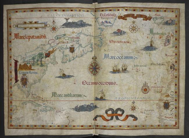 M093 QMA North Atlantic 1588 sm