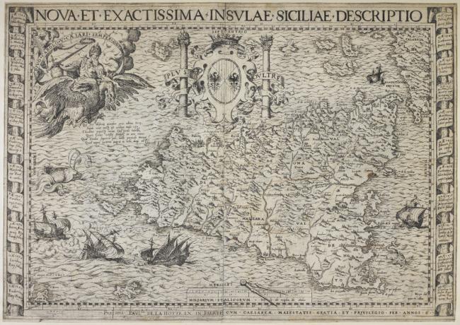Sicily c.1610
