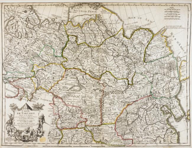 Tartary 1706